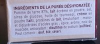 Mousline Saveur à l'Ancienne façon presse-purée - Ingrediënten - fr