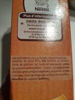 MOUSLINE Purée Façon Presse-purée (3x125g) - Ingredients - fr