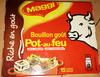 Bouillon goût Pot-au-feu - Product