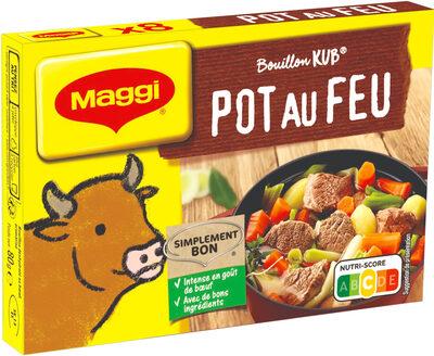 MAGGI Bouillon KUB Pot-au-feu - Producto - fr