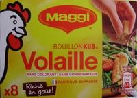 Bouillon Kub Volaille - Product