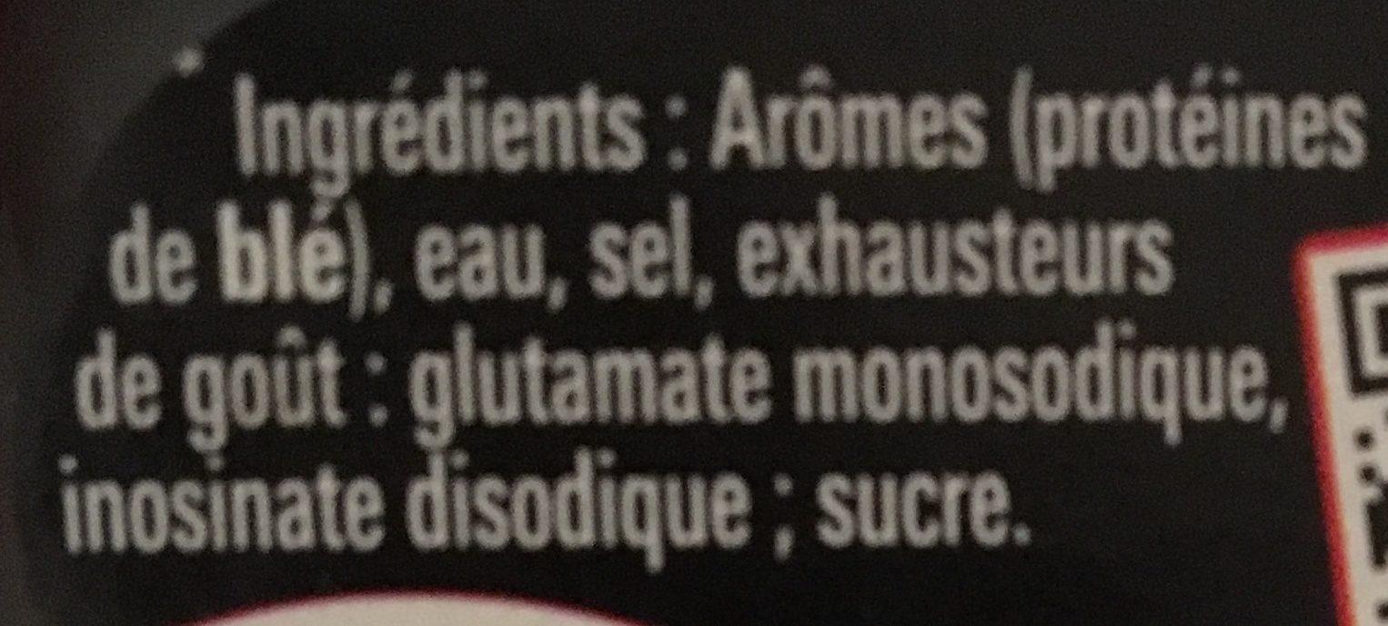 Arome - Ingrédients