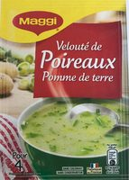 Velouté de Poireaux Pommes de Terre - Produit - fr