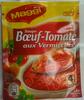 Soupe Boeuf-Tomate aux Vermicelles - Produit