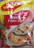 Soupe Boeuf aux pâtes alphabet - Product