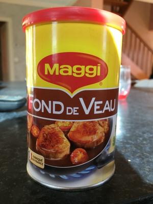 Fond De Veau - Produit