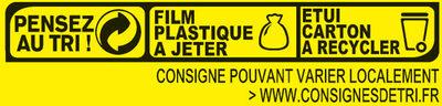 Court-Bouillon MAGGI Légumes Vin Blanc - 3x50g - Instruction de recyclage et/ou informations d'emballage - fr
