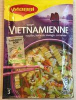 Soupe Vietnamienne (Nouilles, germes de soja, coriandre) - Product
