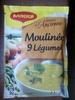 Saveur à l'Ancienne Moulinée 9 Légumes - Product
