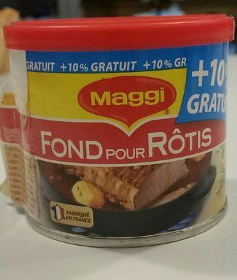 Fond Pour Rôtis - Product