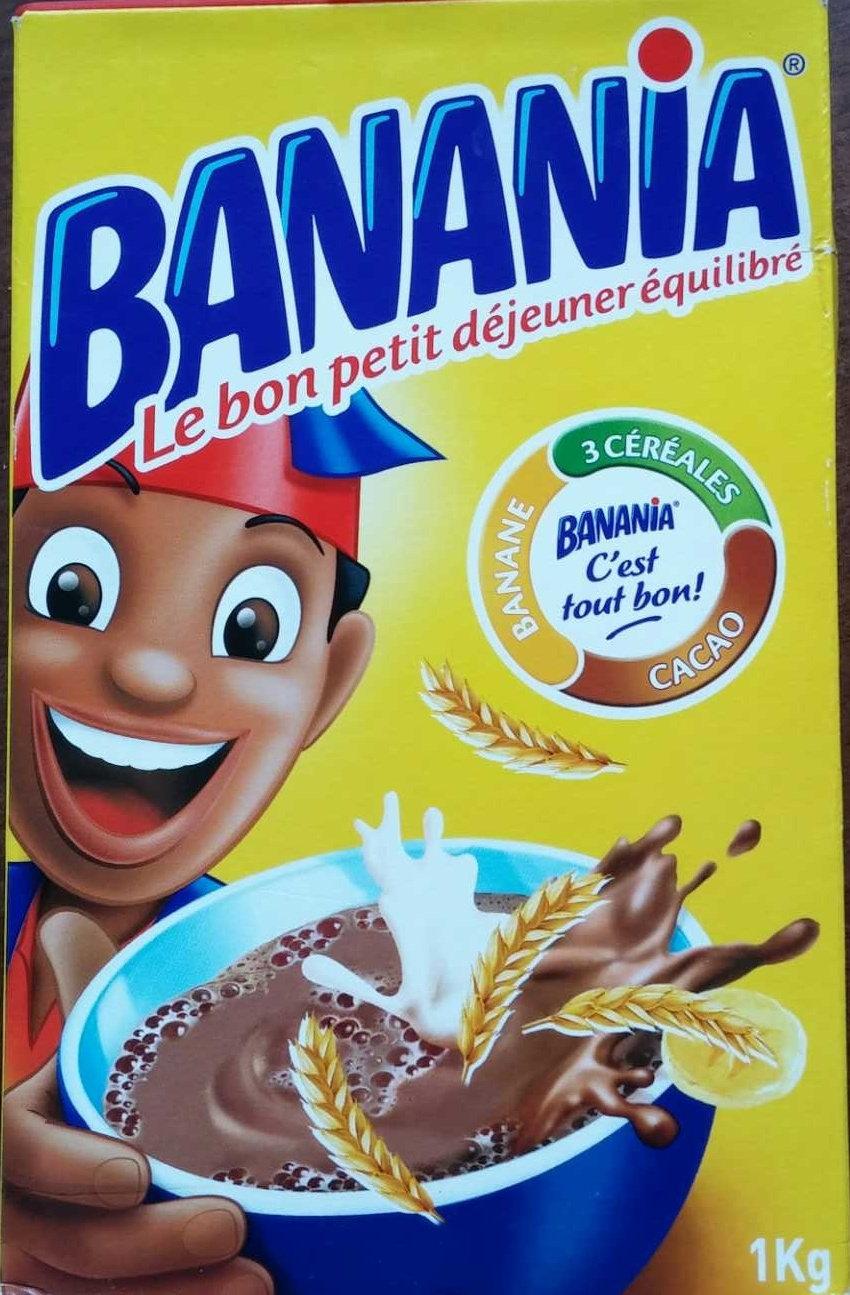 Banania 1kg - Product