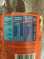 benco - Nutrition facts - fr