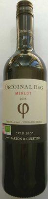 Merlot - Produkt