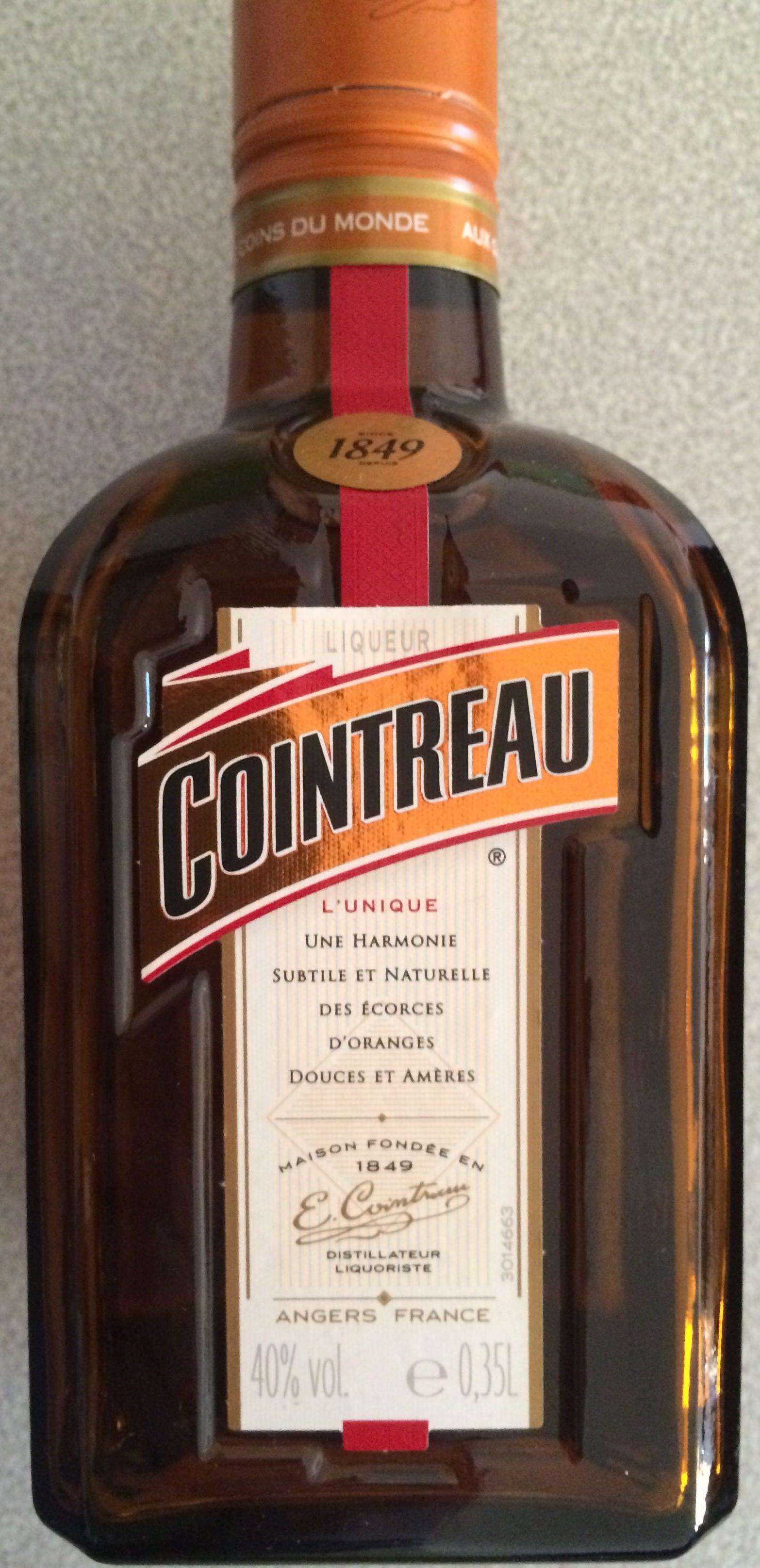 Cointreau - Product