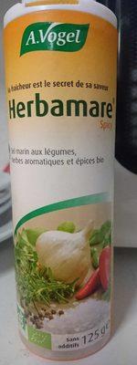 Herbamare Sel Aux Legumes, Herbes Et Epices - Produit - fr