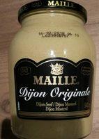 Dijon Originale / Senf - Produit - fr