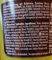 Maille Senf Mit Kräuter - Producte - fr