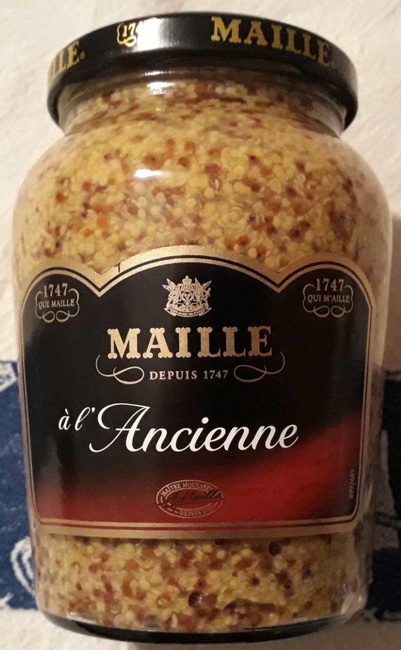 Moutarde à l'Ancienne - Produit