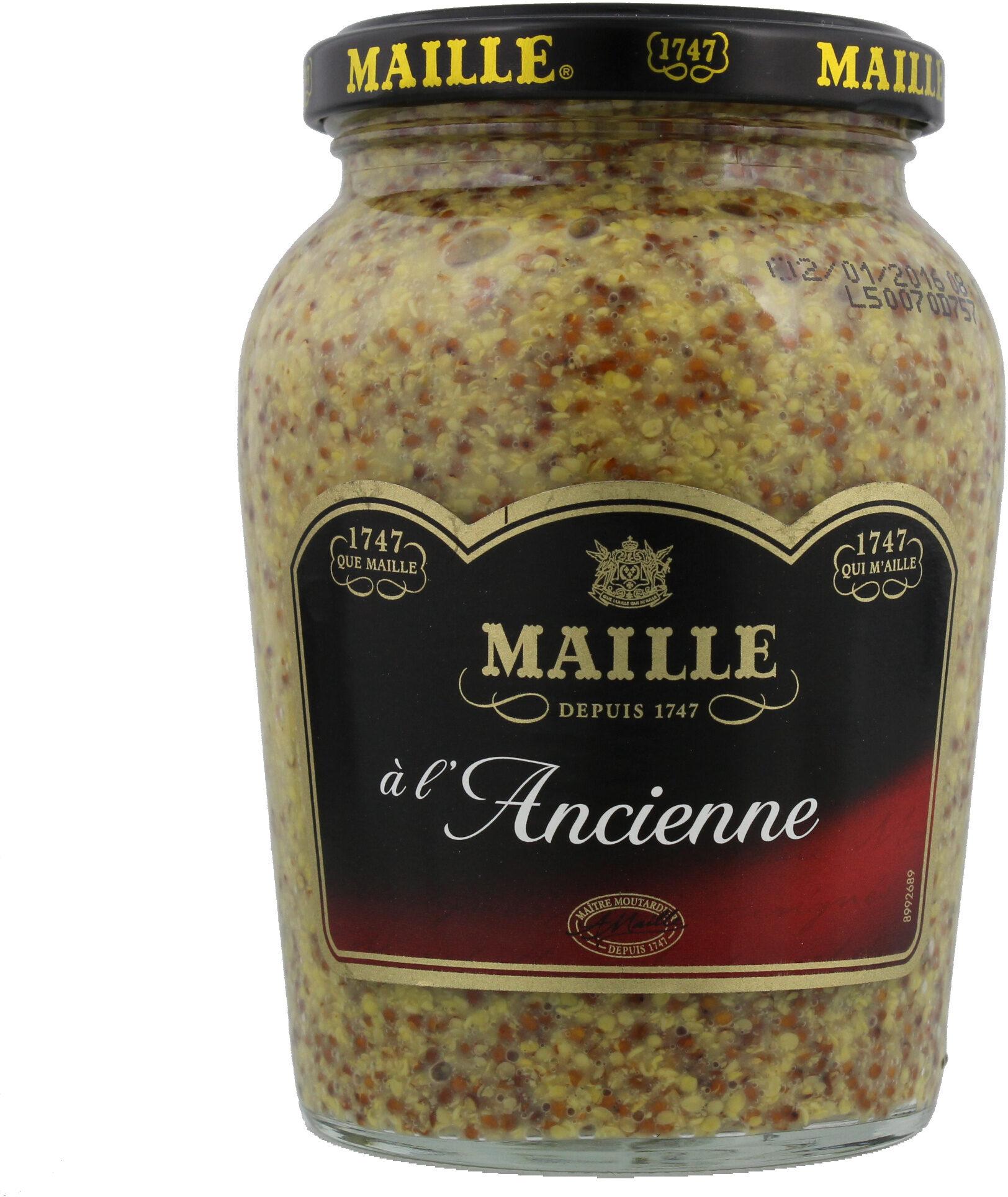 Maille Moutarde à l'Ancienne Bocal 380g - نتاج - fr