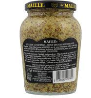 Maille Moutarde à l'Ancienne Bocal 380g - Ingredients - fr