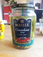 Cornichons Fins Cueillis main 560 g - Maille - Product