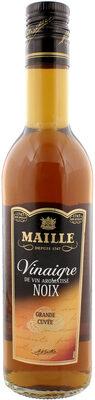 Maille Vinaigre de Vin Blanc Aromatisé Noix - Product - fr