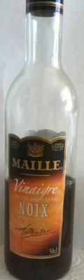 Vinaigre de vin aromatisé - Noix - Product