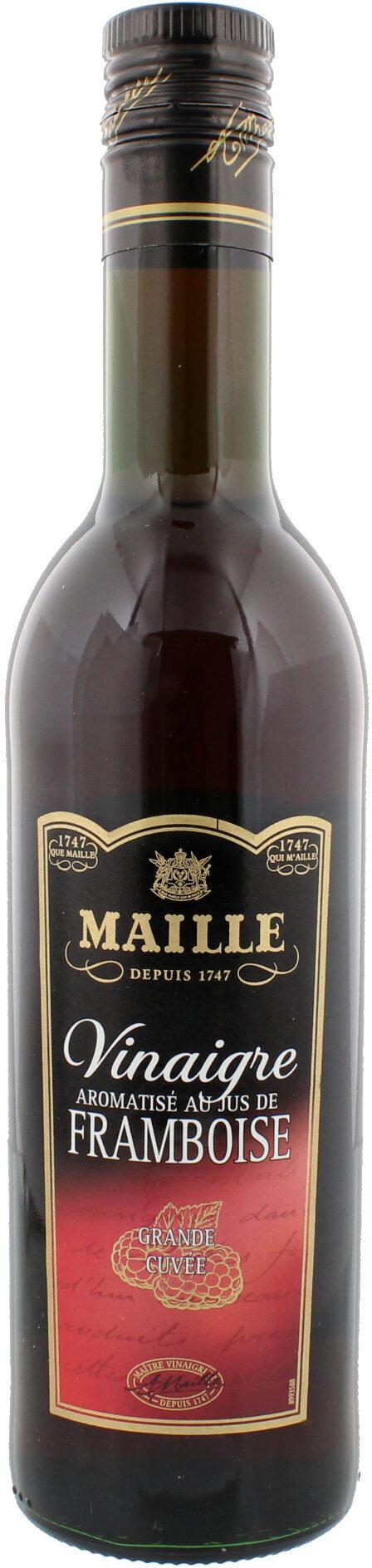 Maille Vinaigre de Vin Rouge à la Framboise 50cl - Produit - fr