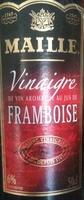 Maille - Vinaigre - Framboise - Product