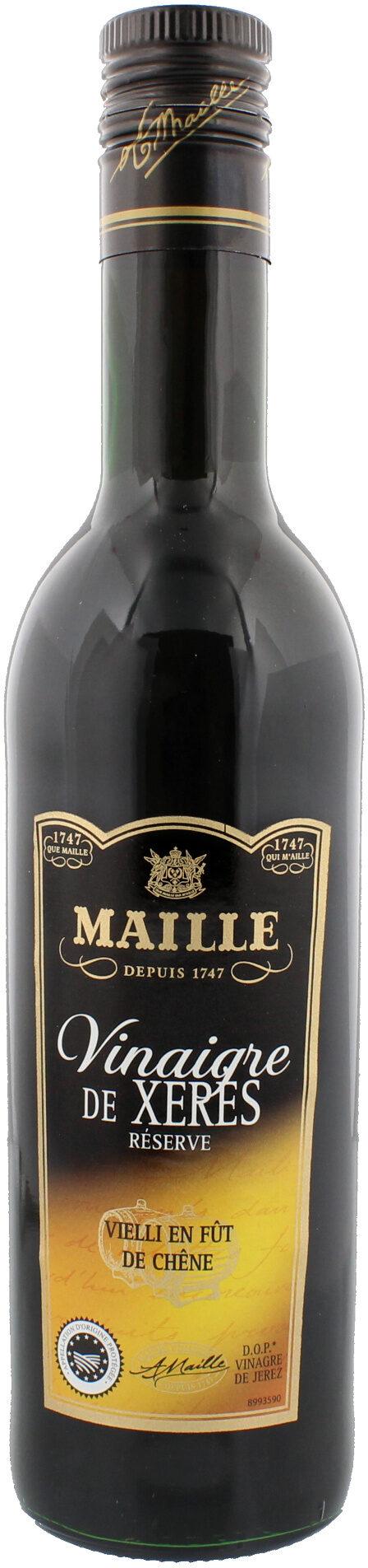Maille Vinaigre de Xérès 50cl - Produit - fr