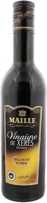 Maille Vinaigre de Xérès 50cl - Product - fr