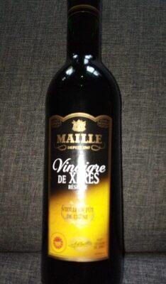 Vinaigre de Xérès - Produit - fr