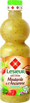 Sauce salade légère  à la moutarde à l'ancienne - Prodotto - fr