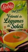 Pur Soup' Velouté de Légumes du Soleil - Produit - fr