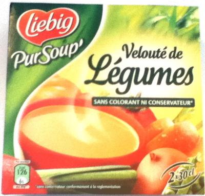 Velouté de légumes Liebig PurSoup' - Produit