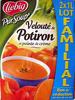 Velouté de Potiron et pointe de crème (lot de 2) - Produit