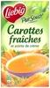 Pur Soup' Carottes fraîches et pointe de crème - Product