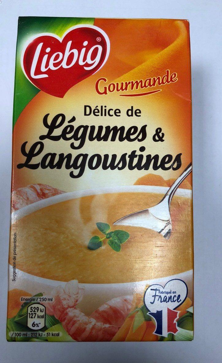 Délice de Légumes et Langoustine - Product