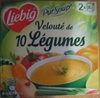 PurSoup' Velouté de 10 Légumes - Product