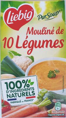 Mouliné de 10 légumes - Prodotto - fr