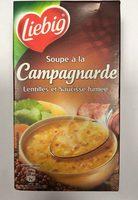 Soupe à la Campagnarde Lentilles et Saucisse fumée - Product