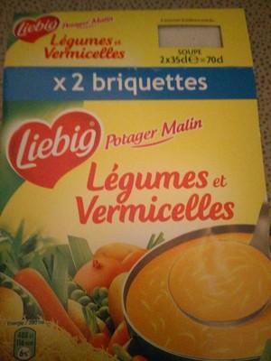 Légumes et Vermicelles - 1