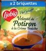 Velouté de potiron à la crème fraîche - Product