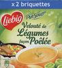 Pur Soup' Velouté de légumes poêlés - Produit