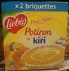 Doux Plaisir Potiron et Kiri - Produit