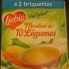 Pur Soup' - Mouliné de 10 Légumes - Product