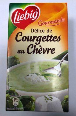 Délice de Courgettes au Chèvre - Product