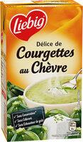 délice de courgettes au chèvre - Prodotto - fr