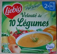 Pursoup' Velouté de Légumes - Product