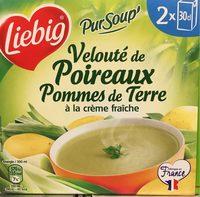 Soupe poireaux pomme de terre - Produit